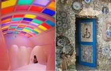 """Những thiết kế nhà vệ sinh như """"đến từ hành tinh khác"""", quái dị tới mức du khách chẳng dám bước chân vào trải nghiệm"""