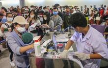 TP HCM công bố kết quả xét nghiệm Covid-19 của 28.325 người về từ Đà Nẵng