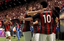 """Cuộc chiến """"độc quyền"""" giữa FIFA và PES tiếp tục bùng nổ, lần này là những ông lớn của bóng đá Ý"""
