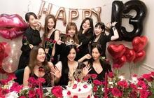 """Tiệc kỷ niệm 13 năm debut của SNSD là chuyện vui nhưng lại khiến Hyoyeon """"nặng gánh"""" vì dress code"""