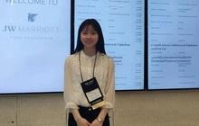 """""""Thiếu nữ thiên tài"""" vừa tốt nghiệp đã được Huawei săn đón: Vẻ ngoài ưa nhìn, thành tích khủng và mức lương khởi điểm 6,2 tỷ đồng/năm"""