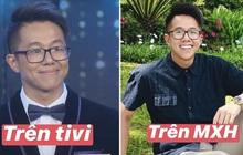"""CEO cực phẩm Matt Liu khi lên TV và ngoài đời: Phong độ """"cân"""" đẹp mọi khung hình, nể mắt nhìn của Hương Giang"""