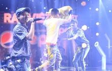 """Wowy giải thích lý do xin lỗi và trả lại chú heo đất cho thí sinh """"Rap Việt"""": """"Câu nói của em làm anh chạnh lòng"""""""