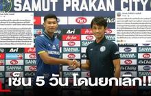 """Kỳ lạ chuyện CLB Thái Lan ký hợp đồng 3 năm nhưng tự hủy sau 5 ngày, xù luôn tiền đền bù khiến cầu thủ """"túng quẫn"""""""