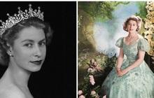 """Một loạt ảnh hiếm thời trẻ của Nữ hoàng Anh cho thấy bà đích thực là """"tuyệt sắc giai nhân"""" với khí chất khó ai sánh bằng"""
