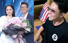 Matt Liu đăng clip reaction khoảnh khắc khắc thành đôi với Hương Giang, nhìn nụ cười si là đủ hiểu mê nàng đến mức nào!