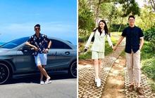 CEO vừa thành đôi với Hương Giang: Du lịch cực sang chảnh, mê golf và thích đi du ngoạn Việt Nam bằng siêu xe