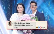 """Vừa mới hẹn hò Hương Giang đã tỏ ý """"giận dỗi"""" Matt Liu, lại còn công khai bình luận nũng nịu"""