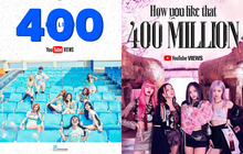 Cùng có MV cán mốc 400 triệu lượt xem trong 1 ngày nhưng TWICE mất đến 4 năm, BLACKPINK chỉ cần hơn 1 tháng