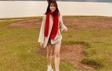 Đang yên đang lành Huỳnh Anh lại đăng status tâm trạng, fan nghi vấn: Muốn nói Quang Hải không chung thuỷ?