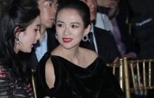 """Đẳng cấp nhan sắc """"chị đại"""" của Chương Tử Di, xinh đẹp như Dương Mịch nhưng khi đứng cạnh cũng bị đè bẹp"""