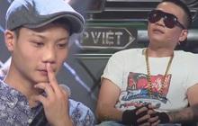 """""""Lão đại"""" Wowy gây tranh cãi tại """"Rap Việt"""" khi khuyên thí sinh nên chọn Đại học thay vì Rap"""