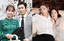 """Bi Rain thân thiết bất ngờ với gia đình Lee Byung Hun, đập tan tin đồn là """"kẻ thù"""" vì đều từng yêu Song Hye Kyo"""