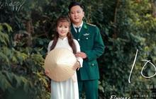 """Chuyện cô giáo và người lính trẻ hoãn hôn lễ đến 2 lần: """"Hết dịch, ta sẽ về chung một nhà"""""""