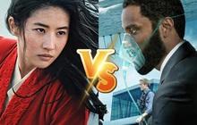 """Sau màn """"chạm trán"""" Mulan VS Tenet, điện ảnh thế giới sẽ thay đổi mãi mãi?"""
