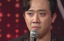 """Trấn Thành nghẹn ngào kể chuyện con cái với Hari Won trên sóng truyền hình: """"Gia đình là để yêu thương, không phải để lựa chọn"""""""