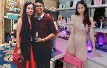 """Mẹ của Matt Liu có bộ sưu tập túi hiệu chuẩn đại gia, xem chừng hợp cạ với """"con dâu tương lai"""" Hương Giang quá đi thôi"""