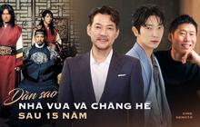 """""""Huyền thoại"""" King and the Clown sau 15 năm: Lee Jun Ki vẫn ở đỉnh cao nhan sắc, nam phụ thăng hạng ông hoàng phòng vé"""