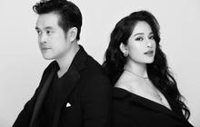 """Vợ chồng Dương Khắc Linh tung bộ ảnh cực nghệ trước ngày sinh, dân tình trố mắt vì màn """"thả rông"""" của mẹ bầu Sara Lưu"""