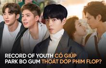 Record of Youth có giúp Park Bo Gum thoát dớp bom xịt hậu thất bại của Encounter?
