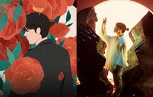 """Jack """"nhá hàng"""" 2 câu từ ca khúc Hoa Hải Đường: lời hát đẹp như bài thơ, sản phẩm sẽ mang màu sắc dân gian đương đại?"""