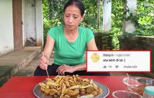 """Gần 1 tháng bị chỉ trích vì """"đạo nhái"""" bà Tân, bà Lý Vlog bị tố thêm loạt """"phốt"""": Làm video không trung thực, lãng phí thức ăn"""