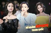"""Ngắm nhan sắc """"Nữ hoàng eSports Trung Quốc"""", 31 tuổi vẫn xinh đẹp trẻ trung, chơi game sương sương mỗi năm kiếm vài chục tỷ"""