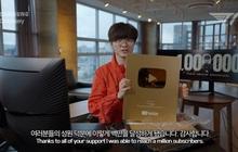 Không làm mà vẫn có ăn là đây chứ đâu: Faker chính thức trở thành chủ nhân của nút vàng YouTube