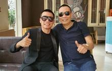 """MC Lại Văn Sâm đăng hình cùng """"fan cuồng"""" Wowy, lại còn được gợi ý rap name để đi thi Rap Việt"""