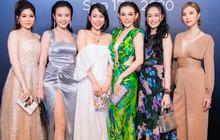 Màn đọ sắc gây sốt của hội bạn Hà Thành: Vợ Tuấn Hưng lên đồ trăm triệu na ná Trang Nhung, ai dè bị Huyền Baby lấn át