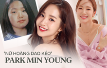 """""""Nữ hoàng dao kéo"""" Park Min Young: Báu vật hiếm hoi đánh bay định kiến vẻ đẹp nhân tạo châu Á, đổi đời và có được trái tim 2 nam thần Kbiz"""