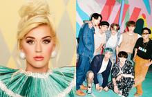 Nghe nói hit #1 Billboard của BTS được lấy cảm hứng từ Firework của Katy Perry, fan US-UK phản ứng vô cùng gay gắt
