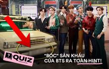 BTS cài cắm 7749 ẩn ý trong màn trình diễn tại America's Got Talent, fan cứ mải xem mà chẳng thèm để ý gì cả!