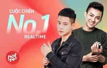 Cuộc chiến sôi nổi của những ca khúc đình đám và các fandom mạnh nhất Vpop trên No.1 Realtime HOT14