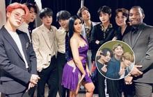 Bị hỏi khó nhằn và kém duyên chê bôi Cardi B, RM và Suga (BTS) đưa ra câu trả lời khiến ai nấy đều thán phục