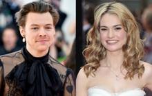 """Harry Styles đóng phim đam mỹ với """"Lọ Lem"""" Lily James, dự là cái kết buồn rớt nước mắt?"""