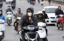 Không khí lạnh đã chính thức đổ bộ, nhiệt độ Hà Nội thấp nhất chỉ 23 độ C