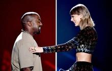 """""""Lật mặt"""" như bánh tráng chính là Kanye West: Vốn là """"kẻ thù"""", giờ ra vẻ đòi bản quyền cho Taylor Swift nhưng bị lơ đẹp"""