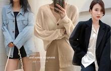 """3 kiểu áo khoác kinh điển của mùa Thu, sắm đủ thì định nghĩa """"mặc xấu"""" sẽ không còn trong từ điển của bạn"""