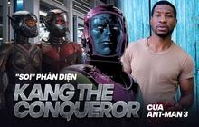 """""""Bóc"""" liền tù tì phản diện Kang the Conqueror của Ant-Man 3: Mạnh ngang Thanos nhưng mê """"xuyên không"""" hơn cả Triệu Lộ Tư?"""
