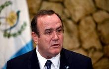 Tổng thống Guatemala mắc Covid-19