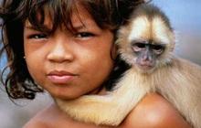 Người phụ nữ không tên: Bé gái 4 tuổi bị bắt cóc được khỉ nuôi dưỡng trong suốt nhiều năm trước khi rơi vào bi kịch lần nữa và kết thúc có hậu