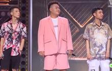 Rap Việt: Thí sinh nón vàng vẫn thua cuộc trong trận Đối đầu như thường!