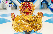 Cận cảnh vòng nguyệt quế sơn son thiếp vàng dành riêng cho Quán quân Olympia 2020, danh tính người làm ra càng bất ngờ