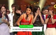 """Selena Gomez là nghệ sĩ quốc tế đầu tiên thắng cúp show Hàn nhờ màn collab với BLACKPINK, fan BTS lập tức """"cà khịa"""""""