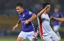 [Chung kết Cúp Quốc gia] Hà Nội FC 0-0 CLB Viettel (H2): Văn Quyết sút hụt tâm bóng đáng tiếc