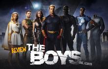 """Phim siêu anh hùng The Boys: Đạo nhái trắng trợn DC - Marvel vẫn """"bánh cuốn"""" bởi độ đen tối rợn người!"""