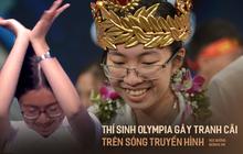 """Dàn thí sinh Olympia gây tranh cãi: Quán quân 2020 bị """"ném đá"""" tự tin thái quá, không lễ phép, nam sinh khóc nức nở bị chê giả tạo"""