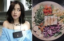 Không những nấu ăn giỏi mà còn tự trồng rau muống, Châu Bùi ơi định đảm đang hết phần người khác đấy à?