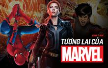 Tương lai Marvel sắp tới: Vũ trụ siêu anh hùng đa sắc tộc, X-Men xuất hiện cạnh Avengers?